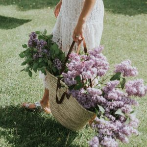 double strap market basket