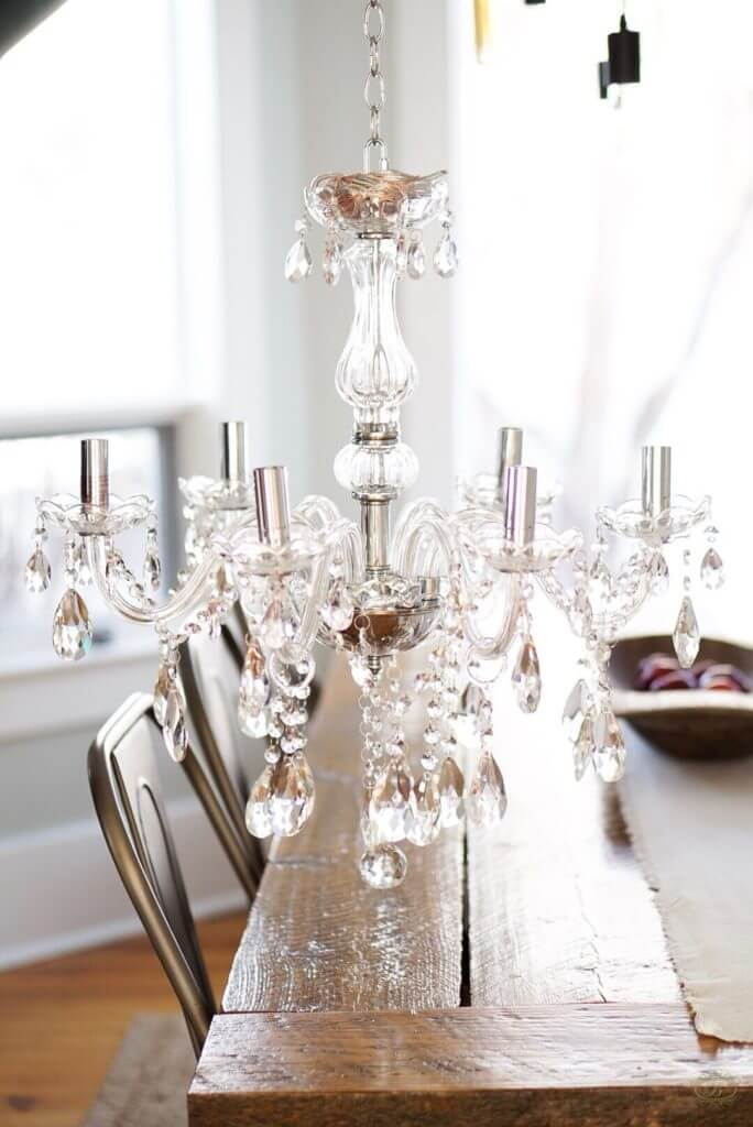 Home Depot Giveaway Chandelier