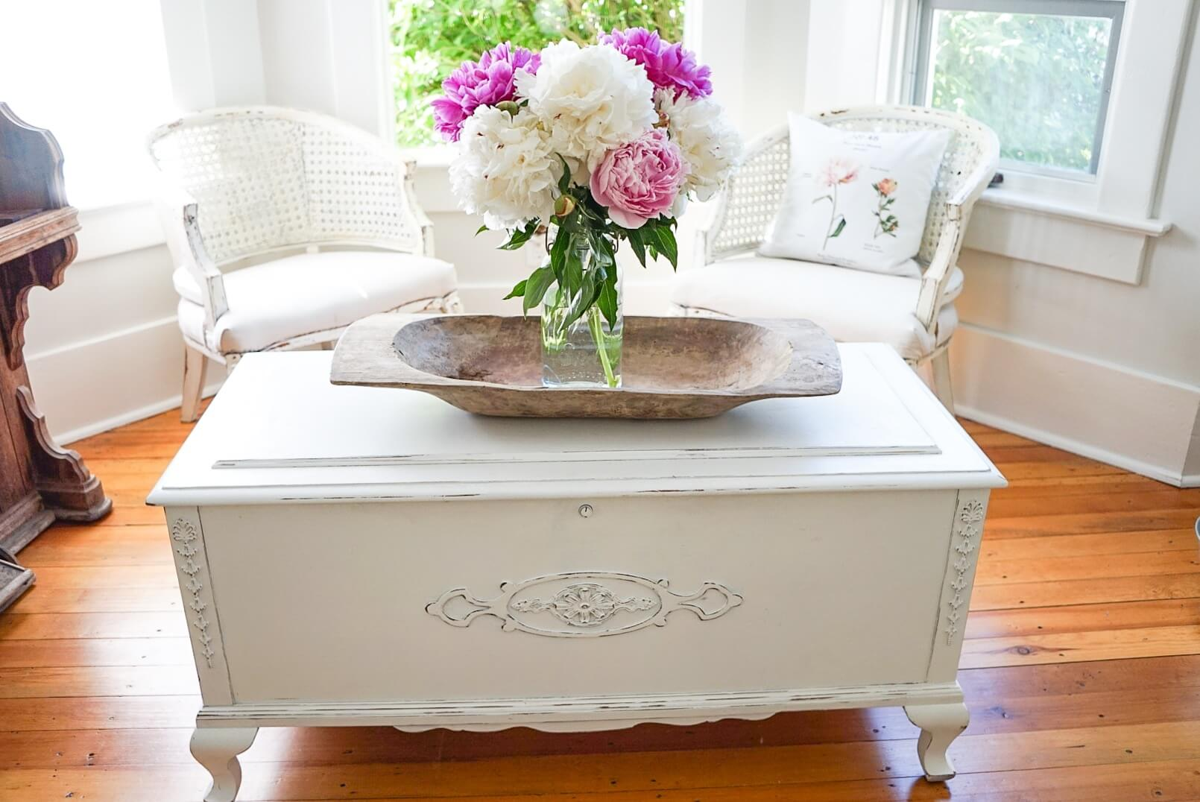 cedar chest coffee table 5 storage saving solutions