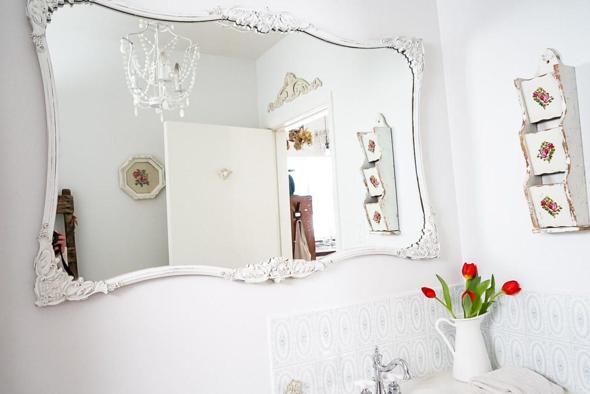 Bathroom-Mirror-Update