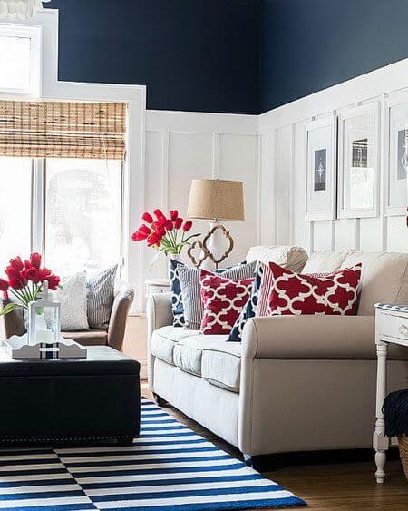 home-dzine home interiors livingroom