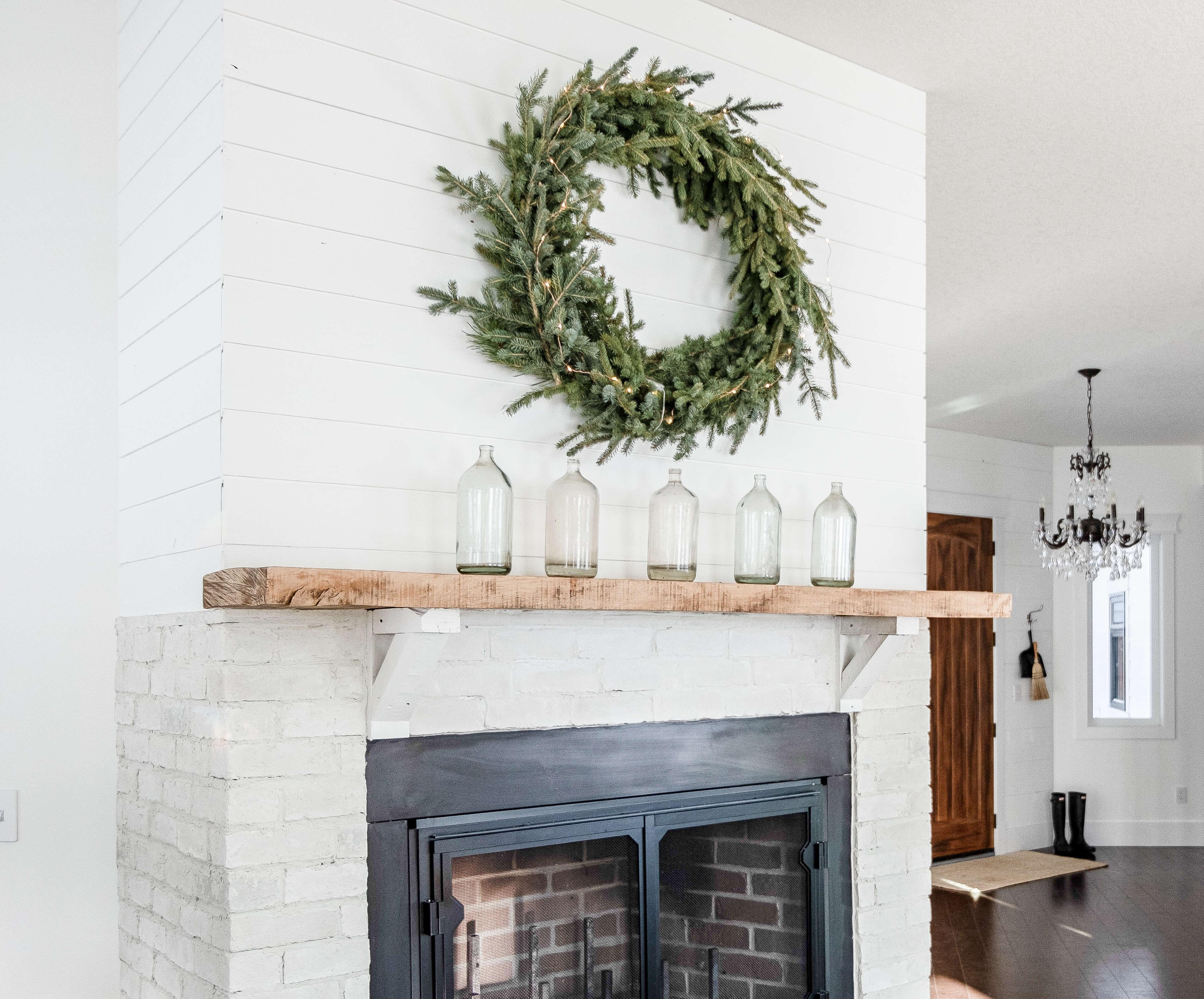 christmas wreath course