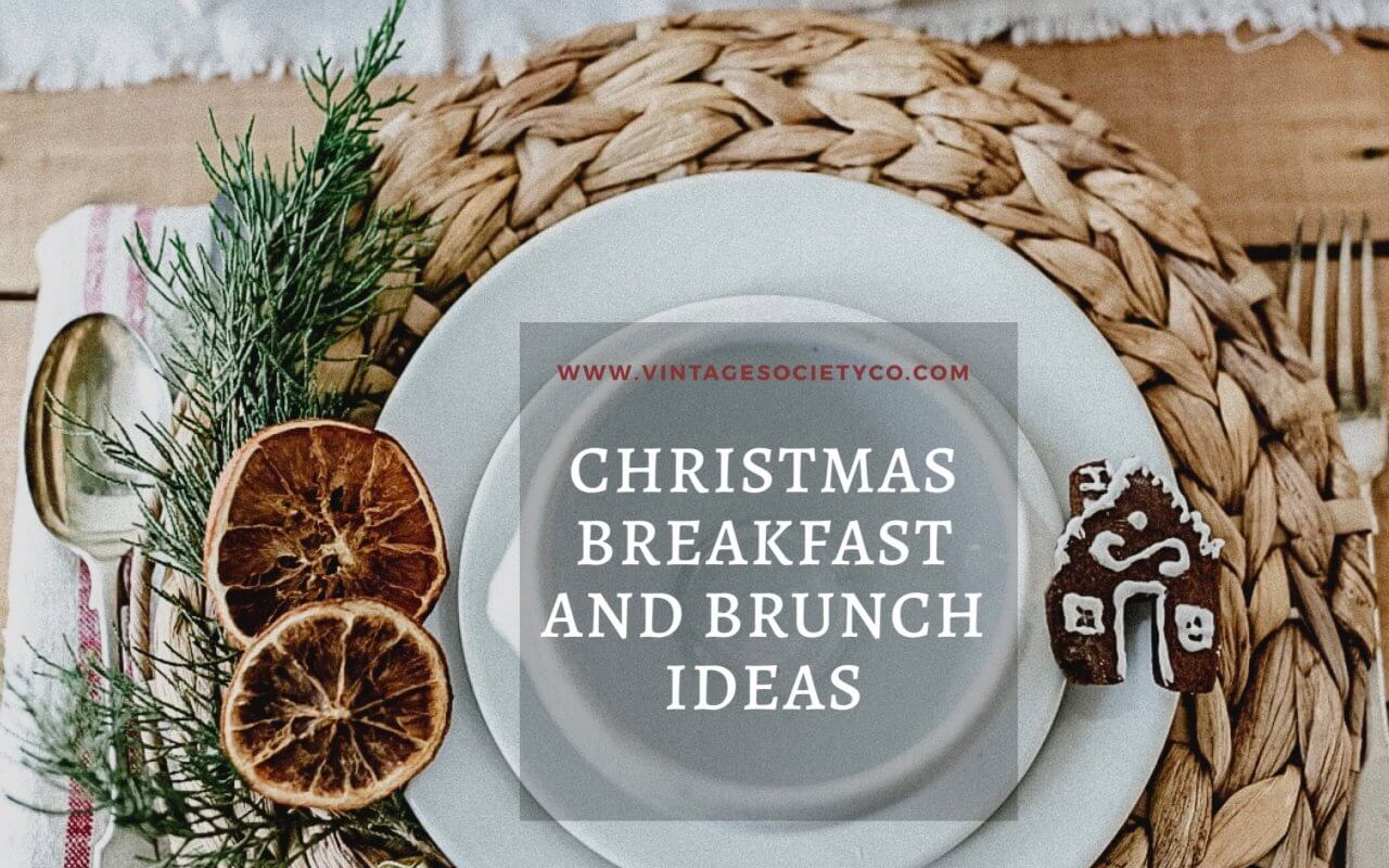 Christmas Breakfast and Brunch