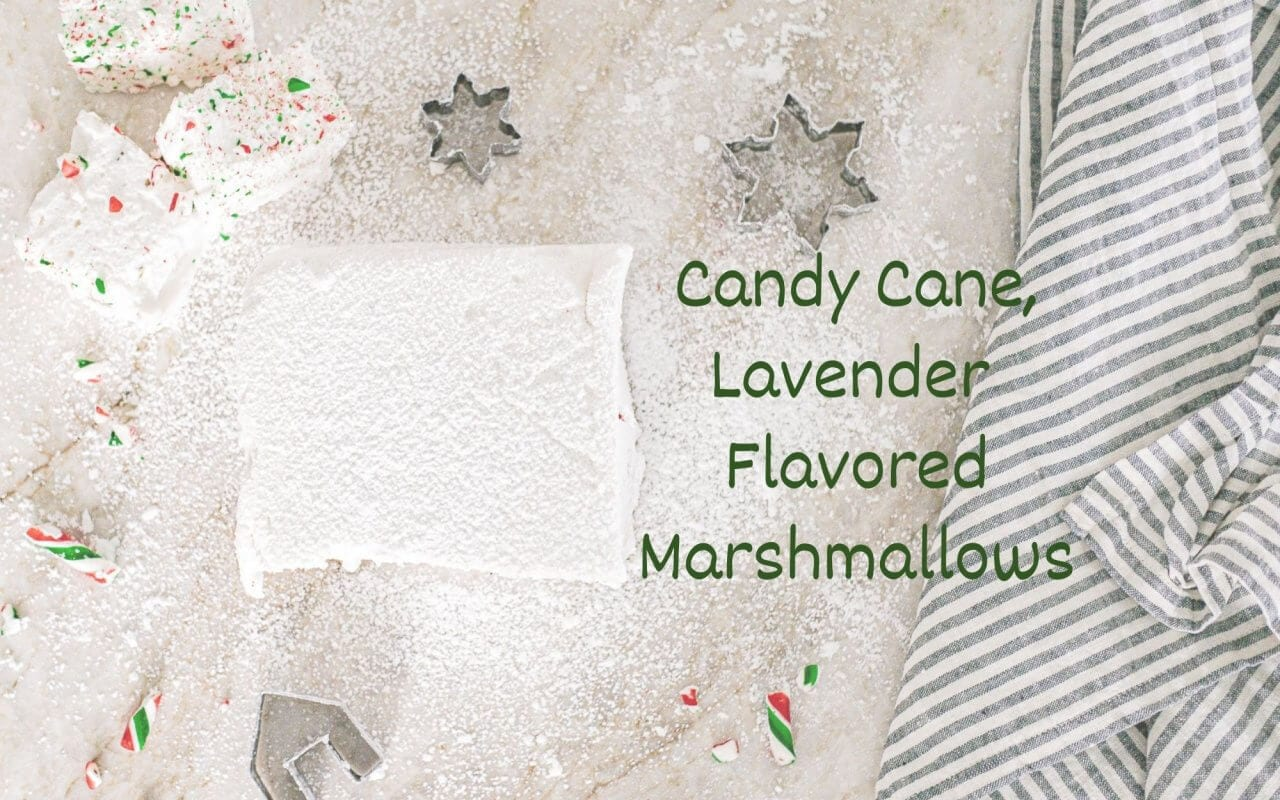 Home Made Flavored Marshmallows