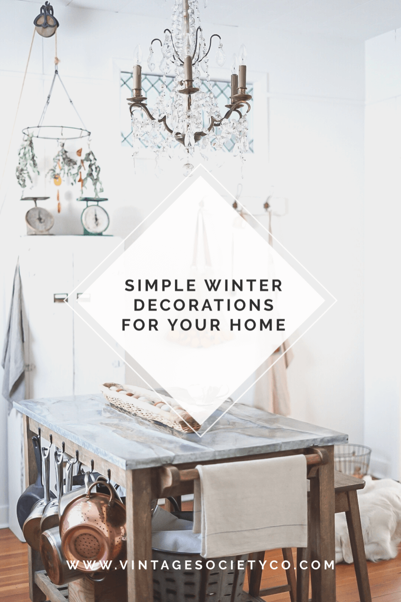 5 Tips for Easy Winter Decorations