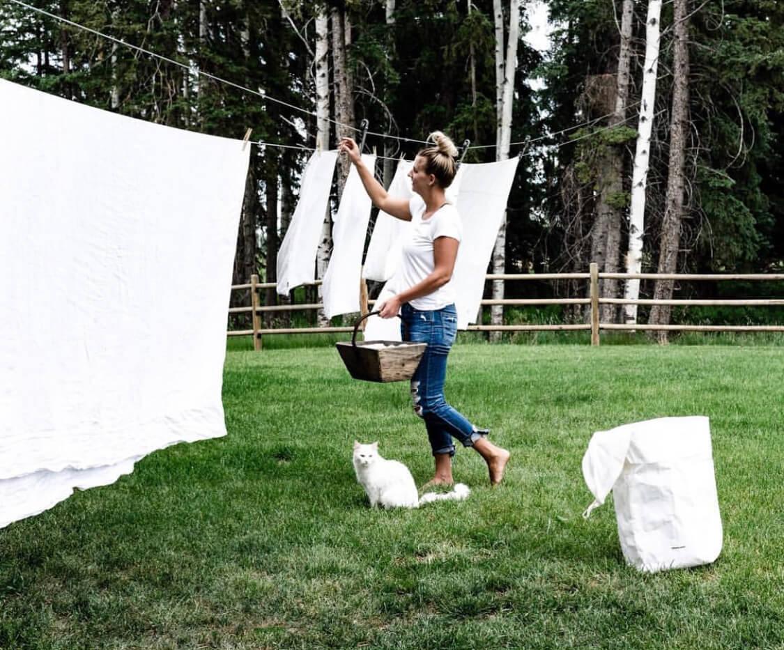 Sun Bleach laundry