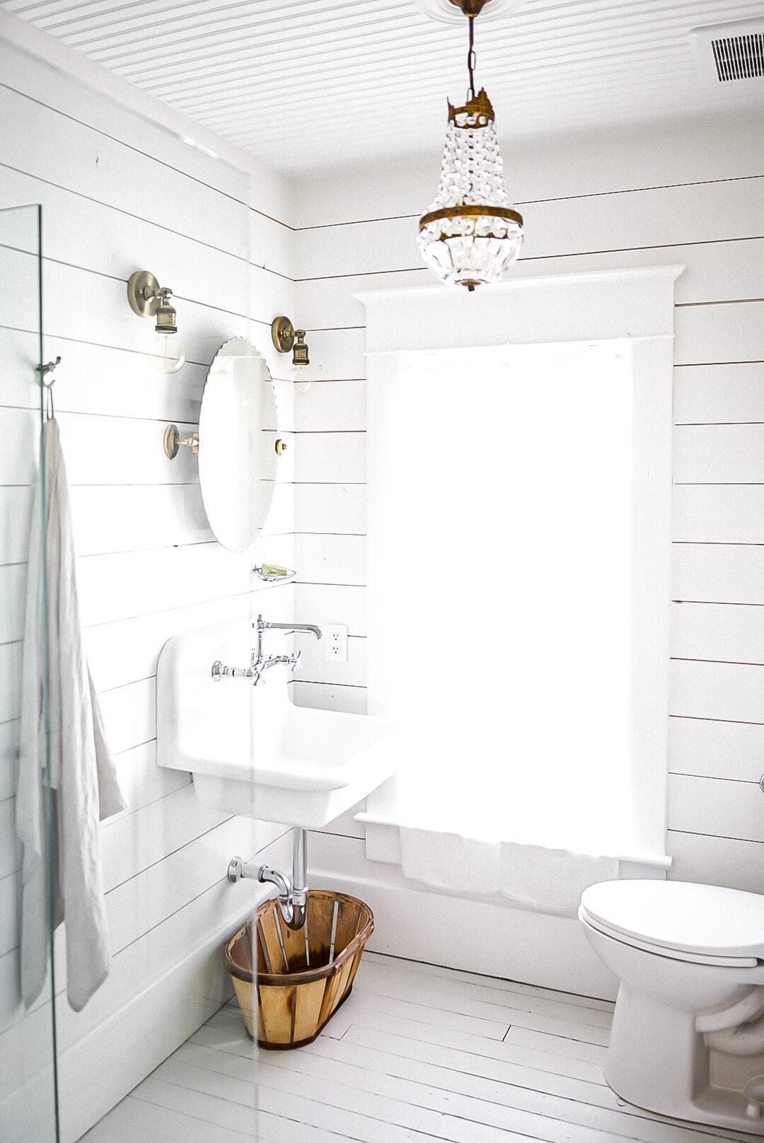 linen for a bathroom