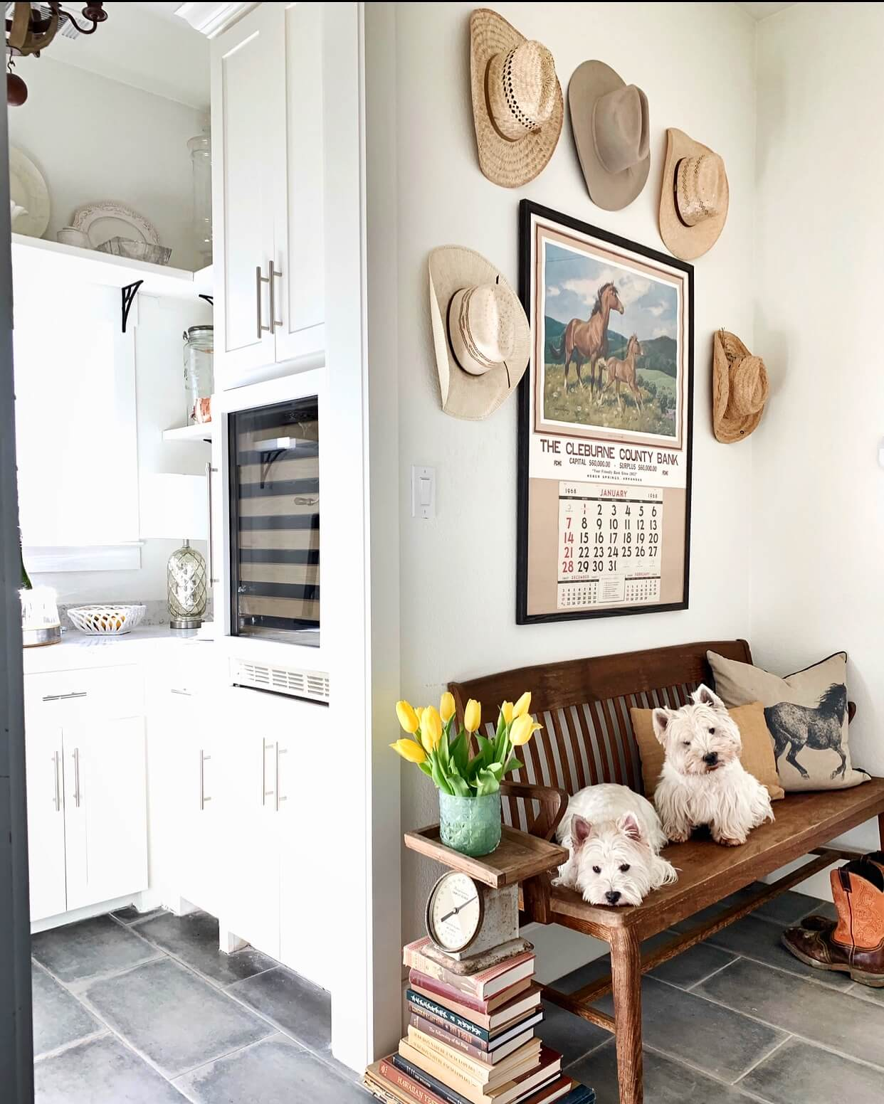 Thistle Hill Ranch country eclectic Decor Style