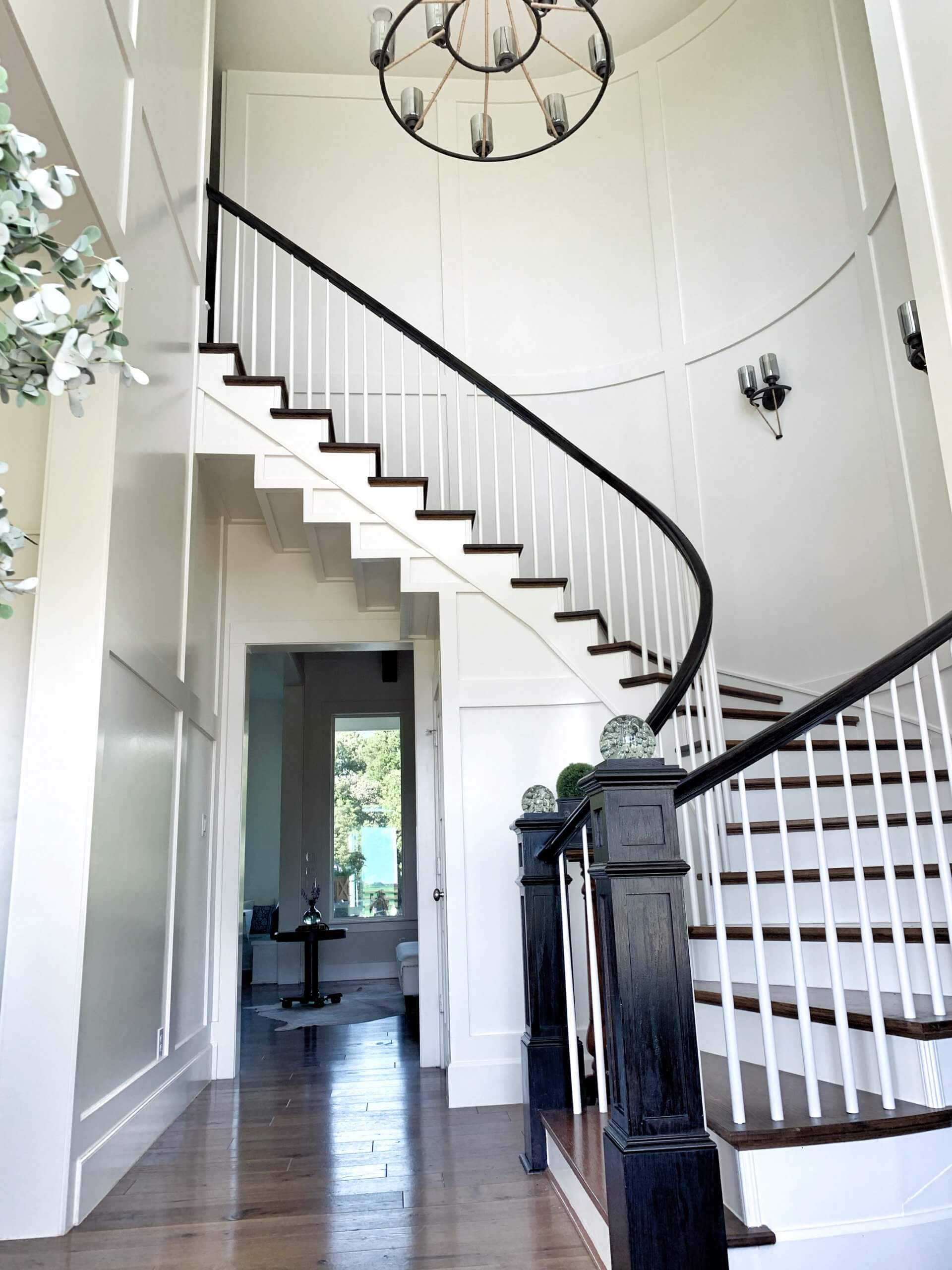 Thistle Hill Ranch and Home Staircase