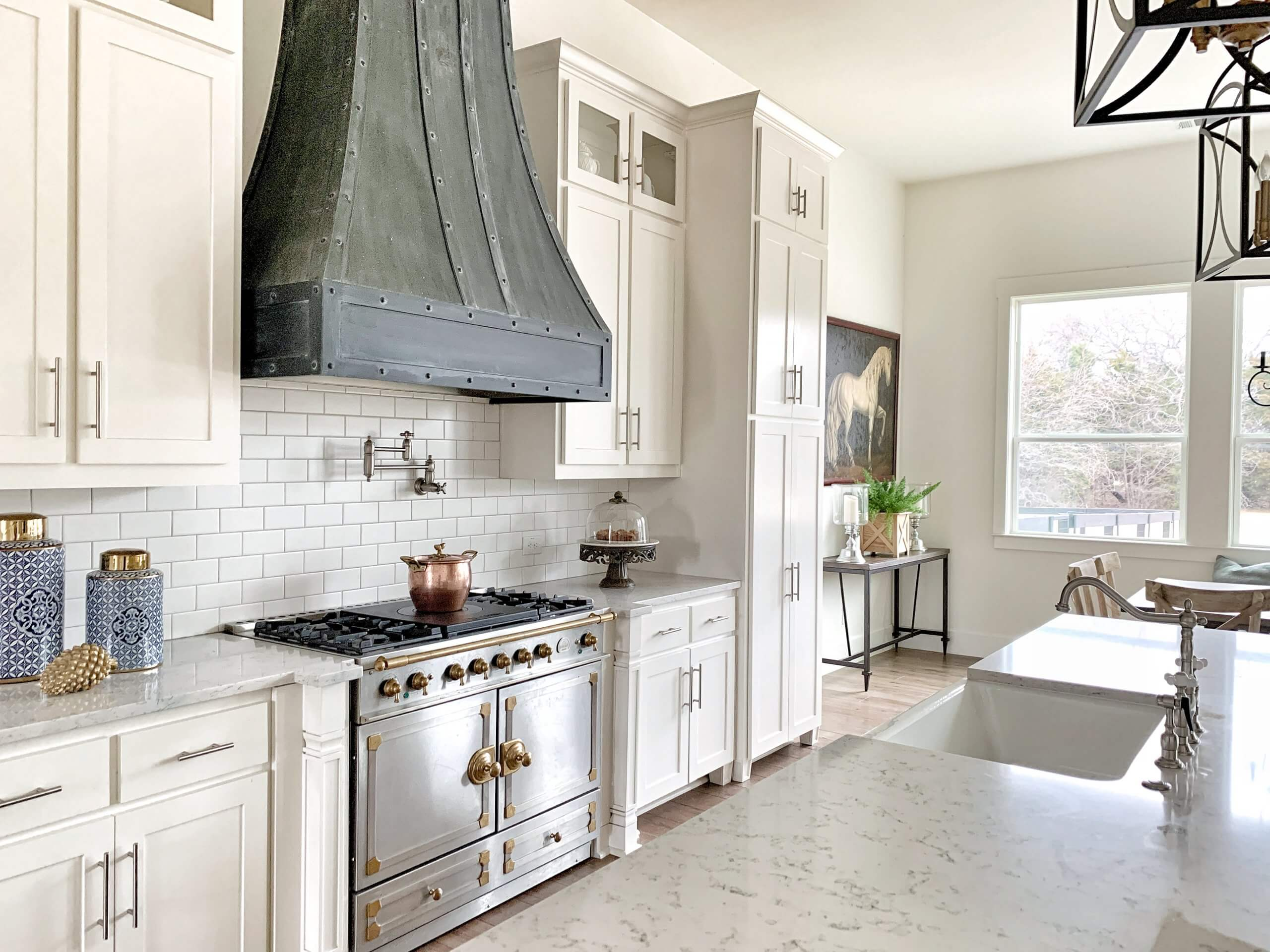 Thistle Hill Ranch and Home Farmhouse Kitchen
