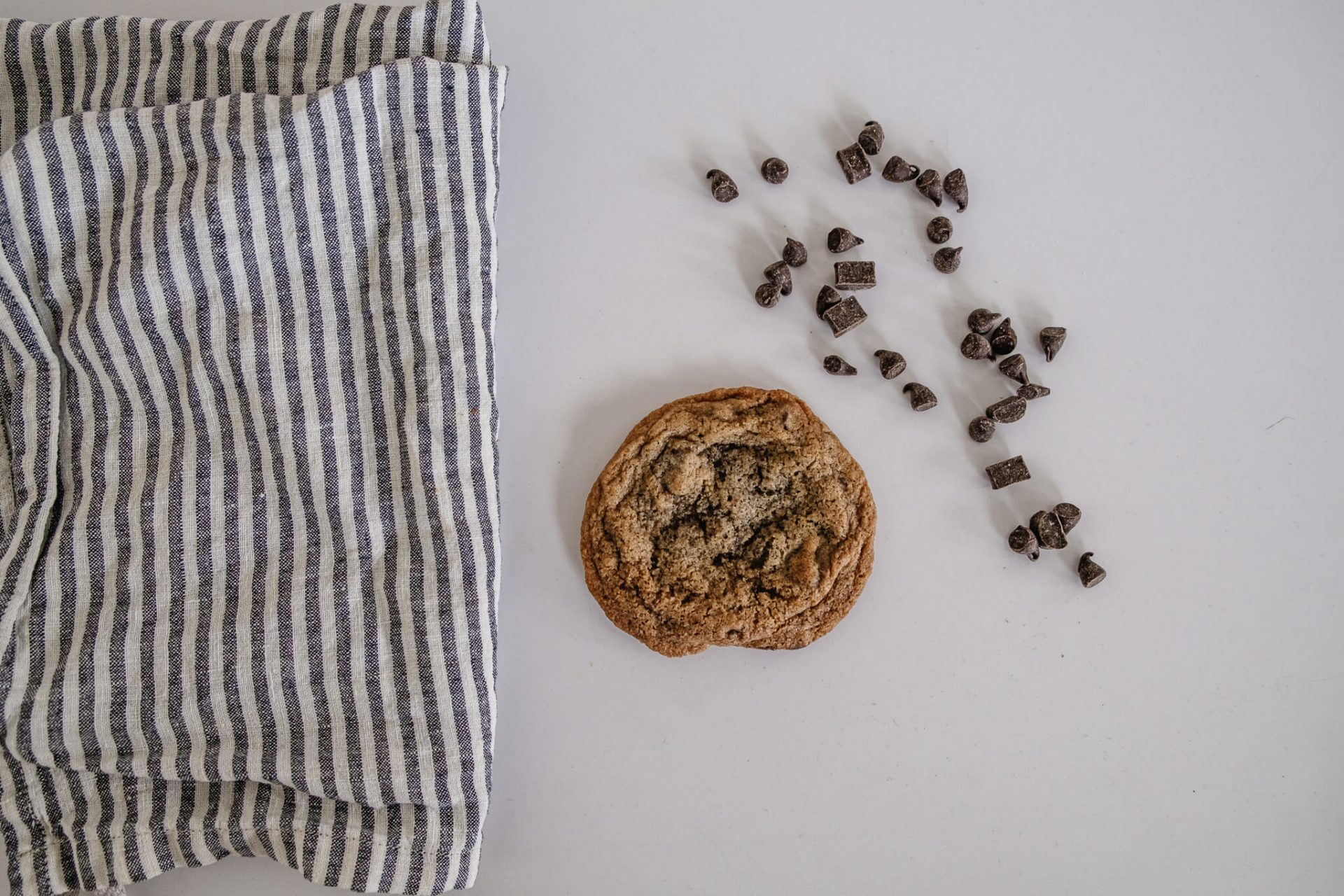Perfect Soft Chewy Easy Chocolate Chip Cookie Recipe