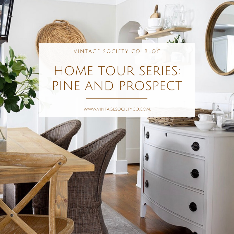 english cottage decor by pine and prospect home