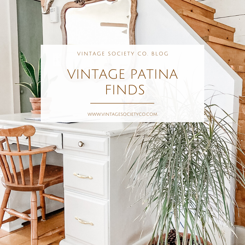 vintage Paint finds with maria ward