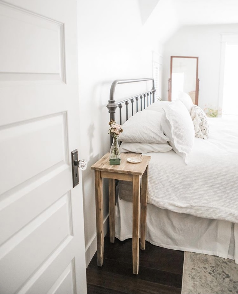 Sugar Maple Farmhouse bedroom